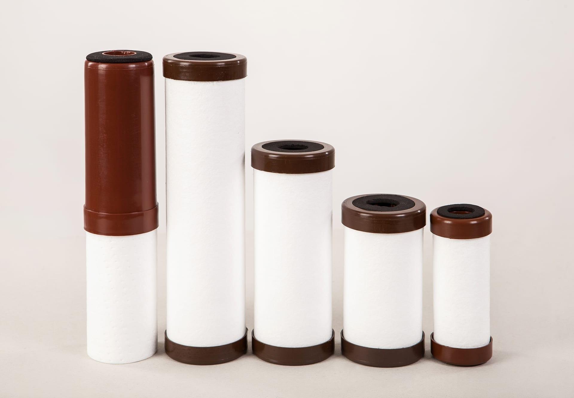 """Ūdens filtri kombinētie 10 MK CA ION """"BRŪNS"""""""