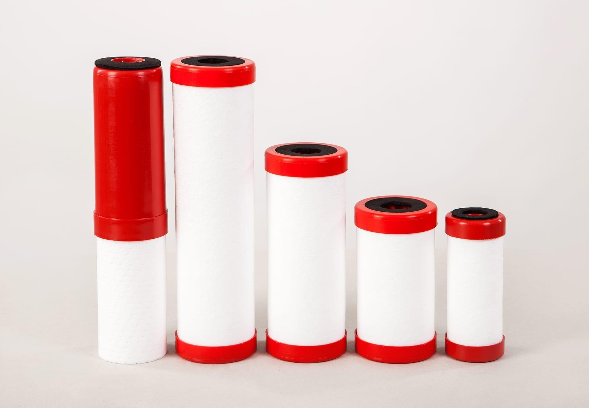 "Ūdens filtri kombinētie 10 MK CA AG ION ""SARKANS"""