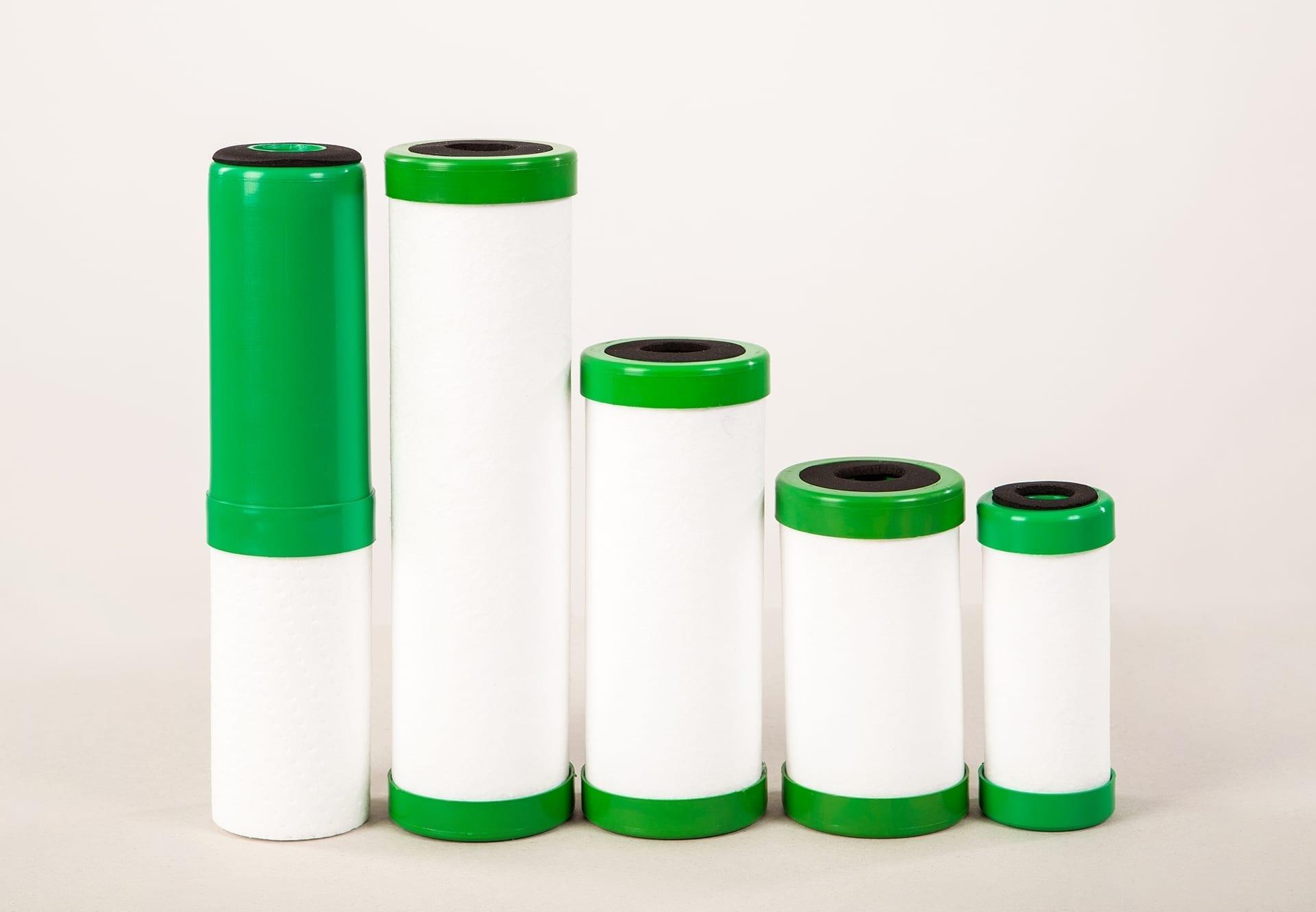 Ūdens filtri kombinētie 10 MK CA AG ''ZAĻŠ''