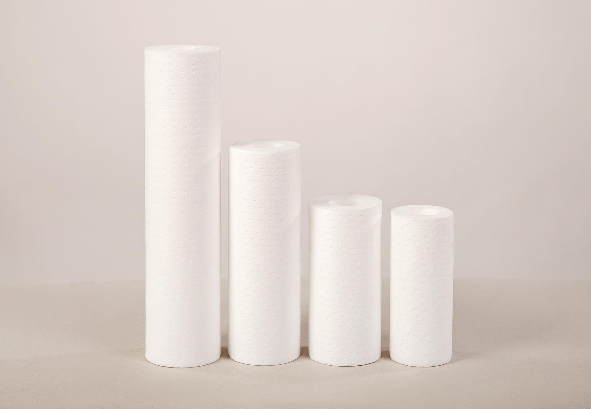 mehāniskie ūdens filtri balti