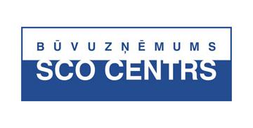 Būvuzņēmums SCO Centrs logo